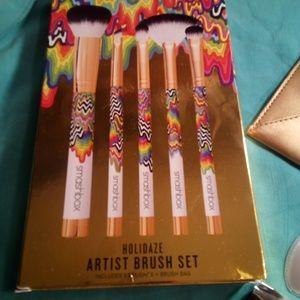 Smashbox Makeup - SMASHBOX HOLIDAZE ARTIST MAKEUP BRUSH SET